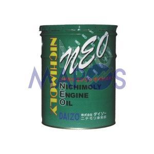 エンジンオイル ニチモリ DH2/CF4 10W-40 20リットル ディーゼル車専用 NEO-011