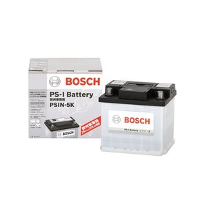 BOSCH (ボッシュ) 輸入車用バッテリー PS-I Battery PSIN-5K|marucorp