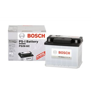 BOSCH (ボッシュ) 輸入車用バッテリー PS-I Battery PSIN-6C|marucorp