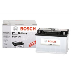 BOSCH (ボッシュ) 輸入車用バッテリー PS-I Battery PSIN-7C|marucorp
