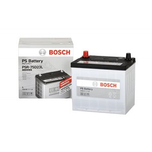 BOSCH (ボッシュ) 国産車用バッテリー PS Battery PSR-75D23L|marucorp