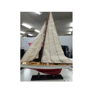 手作り木製模型 船舶 エンデバー 中 70cm SHI-012|marucorp