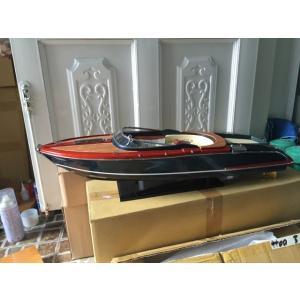 手作り木製模型 船舶 Riva Aquarama 70cm SHI-022|marucorp