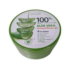 韓国コスメ アラトップフェイス アロエベラ 100% 300g|marue-drug