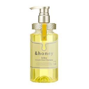 &honey(アンドハニー) シルキースムースモイスト シャンプー 本体 marue-drug