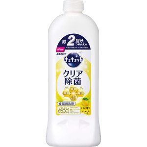 花王 キュキュット クリア除菌レモン詰替|marue-drug