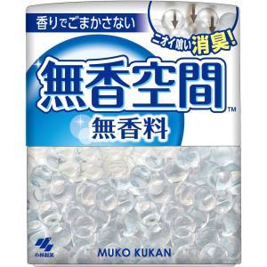 小林製薬 無香空間 大容量 本体 315g|marue-drug