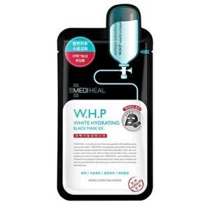 韓国コスメ メディヒール MEDIHEAL W.H.P ホワイト ハイドレーティング ブラック マスク EX 1枚|marue-drug