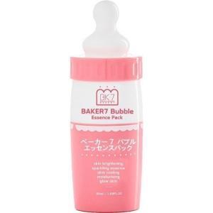 韓国コスメ ベーカーセブン BAKER7 バブルエッセンスパックW 50ml|marue-drug