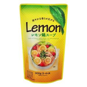 レモン鍋スープ 800g