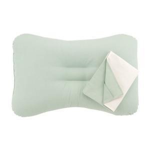 西川リビング 洗える肩口フィット枕(カバー付き)