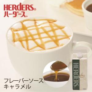ハーダース カフェ用フレーバーソース キャラメル 500ml ドリンク コーヒー アイス パンケーキ シロップ ラテ ミルク トッピング マキアート marugeninryo