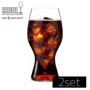 RIEDEL コカ・コーラ+リーデルグラス 414/21 2個入り