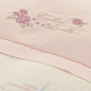 丸八真綿 掛布団カバー ソワリーEXT シングル(S) 刺繍入り高級掛け布団カバー|maruhachi|03