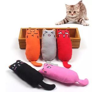 猫おもちゃ またたび入り小抱き枕 猫じゃらし 猫用クッション 可愛いクッション 可愛いキャラクター ...