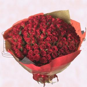 大輪バラ200本の花束【送料無料】お祝・誕生日に贈るバラ花束・配達日指定可!生花花束 花 フラワー ギフト maruhana-flower