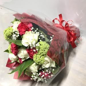 オリジナルフラワーギフト花束L【送料無料】生花花束 花 ギフト maruhana-flower