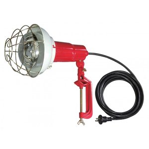赤い投光器日動投光器 NT−505 日動工業 作業灯 屋外用 工事現場用 投光器 maruhanashop