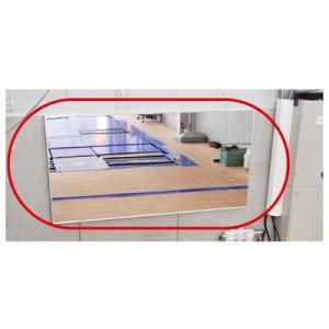 点検ミラー 車両用確認ミラー 軽量ステンレス TM-1890SU 信栄物産|maruhanashop