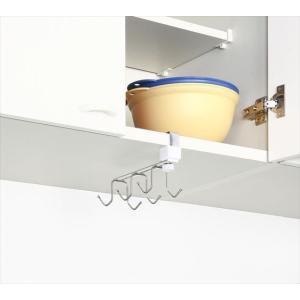 吊戸棚用小物フック KAT-6 平安伸銅工業|maruhanashop