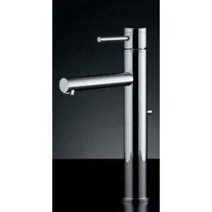 シングルレバー混合栓(トール)183-144 カクダイ|maruhanashop