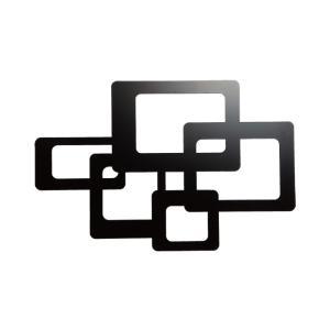ウォールデコ オブジェ トレリス スクエアWD-31福彫|maruhanashop