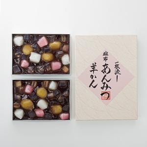 東京 麻布昇月堂 一枚流し麻布あんみつ羊かん のし・包装不可|maruhiro|02