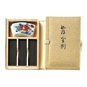 お線香 贈答用 進物用線香 日本香堂 伽羅金剛 スティック60本入