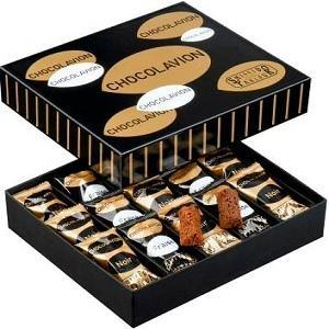 ■説明 口どけの良いチョコレートに練り込んだ、香ばしいプラリネや砕いたフイユティーヌ、クッキーなどが...