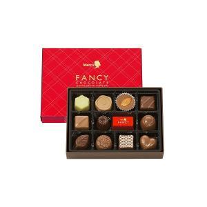 ギフト 贈り物 メリーチョコレート ファンシーチョコレート 12個