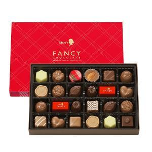 ギフト 贈り物 メリーチョコレート ファンシーチョコレート 25個