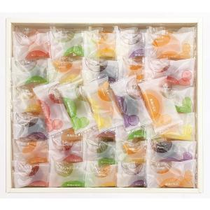暑中見舞い ギフト 贈り物 彩果の宝石 フルーツゼリーコレクション FC30