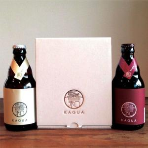 BREWERY:(株)日本クラフトビール ・馨和‐Blanc‐ ・馨和‐Rouge‐ 容量:330m...