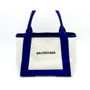 BALENCIAGA バレンシアガ カバS キャンパス トートバック ハンドバック|marujyu78-brand