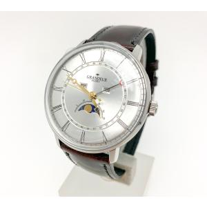 GRANDEUR PLUS+ グランドール プラス GRP014 メンズ 腕時計 クオーツ 電池式|marujyu78-brand