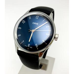 ORIS オリス ジェームズ・モリソンモデル ジャズシリーズ メンズ 腕時計 自動巻き AT 世界限定1234本|marujyu78-brand
