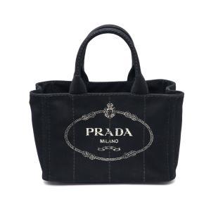 PRADA プラダ 黒 ミニカナパトート 2WAYショルダーバック 1BG439|marujyu78-brand