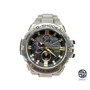 CASIO カシオ G-SHOCK Gショック GST-B100 メンズ 腕時計 タフソーラー 電波ソーラー|marujyu78-brand