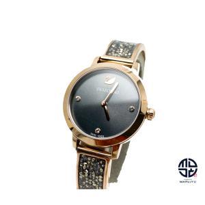 SWAROVSKI スワロフスキー 5466205 ラインストーン レディース 腕時計 クオーツ 電池式|marujyu78-brand