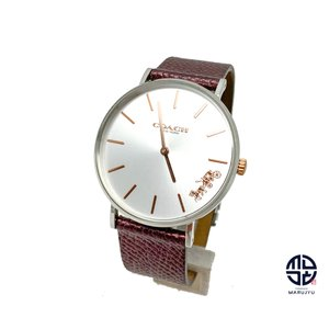COACH コーチ CA.120.7.14.1595 ステンレス ユニセックス 腕時計 クオーツ 電池式|marujyu78-brand