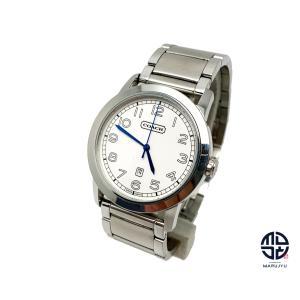 COACH コーチ CA.03.2.14.0325 ステンレス メンズ 腕時計 クオーツ 電池式|marujyu78-brand