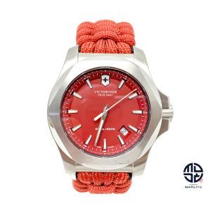 VICTORINOX ビクトリノックス I.N.O.X. 241744 スイスアーミー ステンレス メンズ 腕時計 クオーツ 電池式|marujyu78-brand