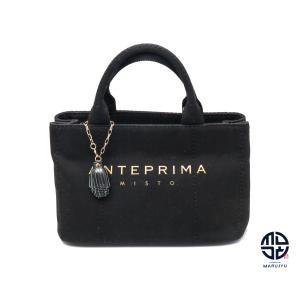 ANTEPRIMA MISTO アンテプリマミスト キャンパス 黒 ハンドバック marujyu78-brand