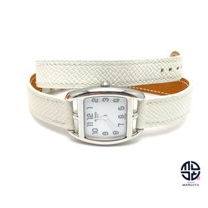 HERMES エルメス ケープコッド ドゥブルトゥール CT1.210 レディース 腕時計 クオーツ 電池式|marujyu78-brand