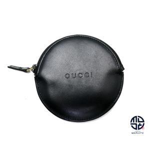 GUCCI グッチ 丸型コインケース サイフ 財布 小銭入れ|marujyu78-brand