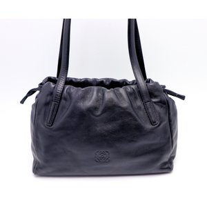 LOEWE ロエベ 黒 ハンドバック marujyu78-brand