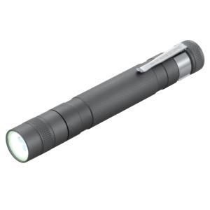 【アウトレット】防水LEDズームライト 単3×2 調光・点滅機能付 LED-YP8Z-S B7-8300 marukawa-elec