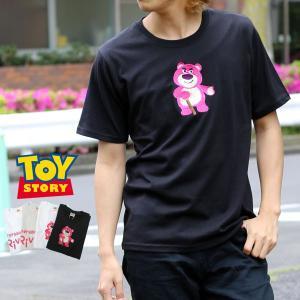 Tシャツ メンズ TOY STORY トイストーリー 半袖 ロッツォ Disney ディズニー ピクサー ティーシャツ|marukawa7