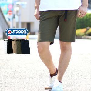 ハーフパンツ メンズ OUTDOOR PRODUCTS アウトドアプロダクツ ストレッチ ショートパンツ 短パン ボトム marukawa7
