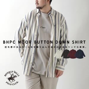 大きいサイズメンズ カジュアルシャツ 長袖